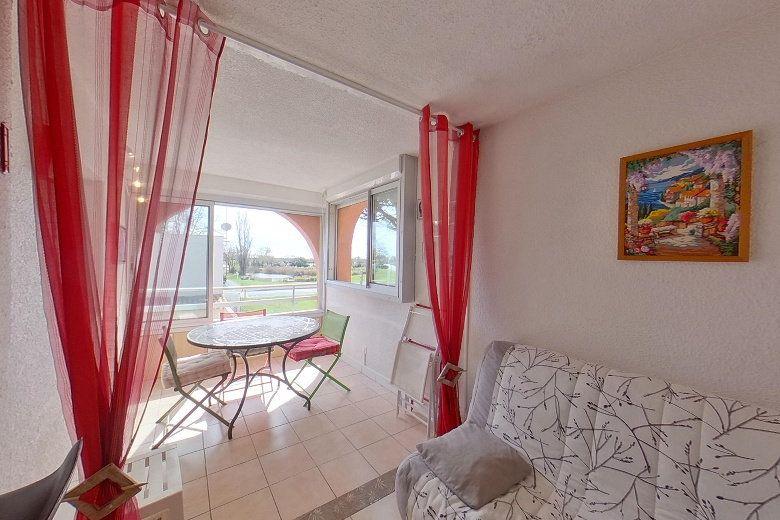 Appartement à vendre 3 24.73m2 à Le Cap d'Agde - Agde vignette-1