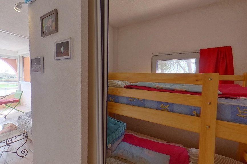 Appartement à vendre 3 24.73m2 à Le Cap d'Agde - Agde vignette-5