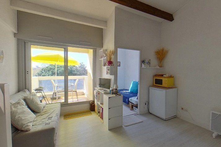 Appartement à vendre 2 24.18m2 à Le Cap d'Agde - Agde vignette-1