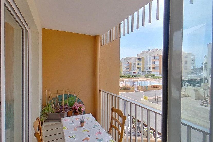 Appartement à vendre 3 45.12m2 à Le Cap d'Agde - Agde vignette-4