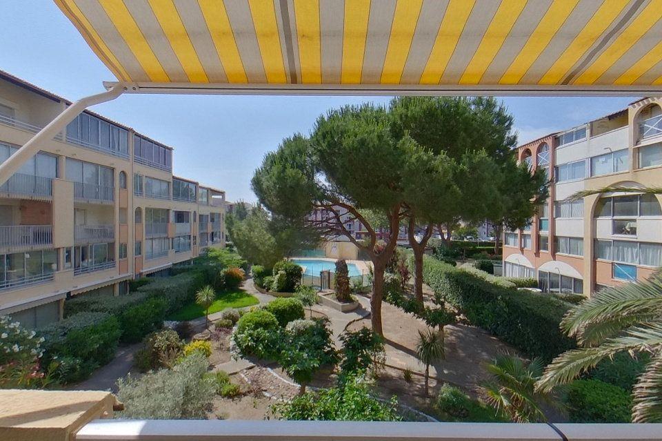 Appartement à vendre 3 28.04m2 à Le Cap d'Agde - Agde vignette-1