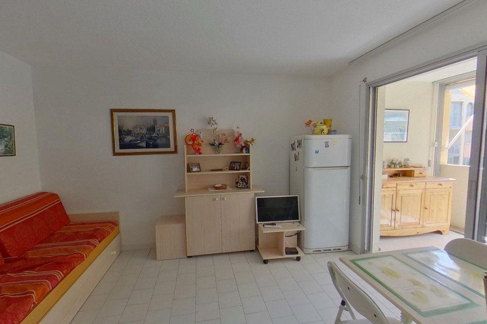 Appartement à vendre 3 28.04m2 à Le Cap d'Agde - Agde vignette-3