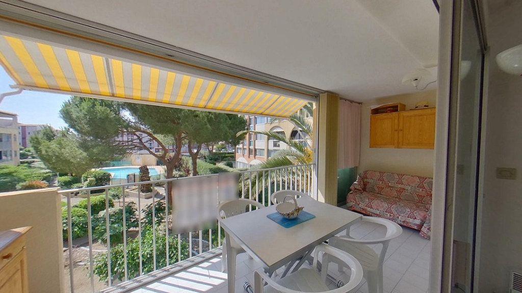 Appartement à vendre 3 28.04m2 à Le Cap d'Agde - Agde vignette-4