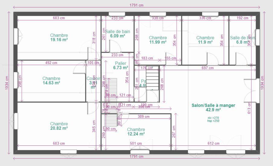 Maison à vendre 11 291m2 à Bardos vignette-10