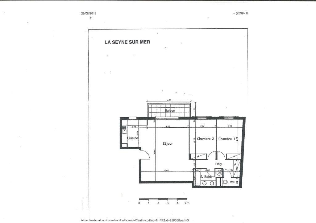Appartement à vendre 3 74.1m2 à La Seyne-sur-Mer vignette-2