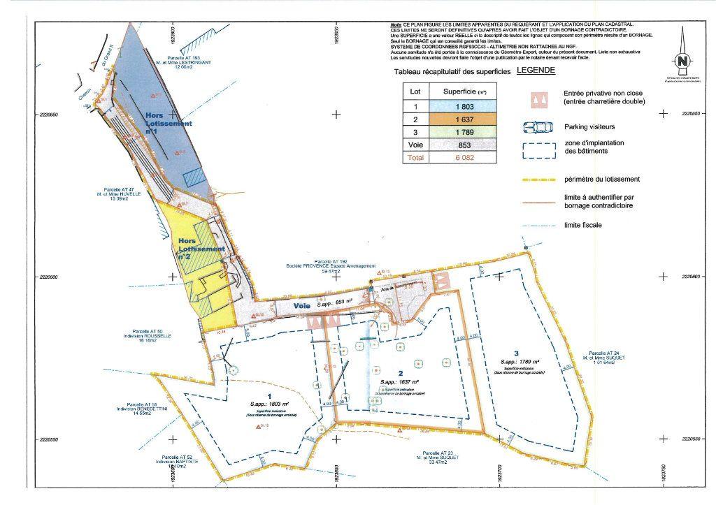 Terrain à vendre 0 1803m2 à Bandol vignette-4