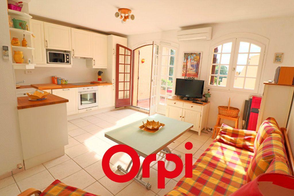 Appartement à vendre 2 38.93m2 à Bandol vignette-1