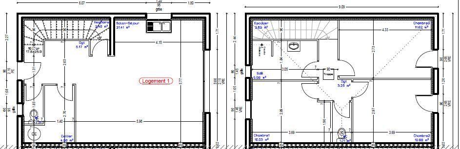 Maison à vendre 4 90m2 à Sanary-sur-Mer vignette-4