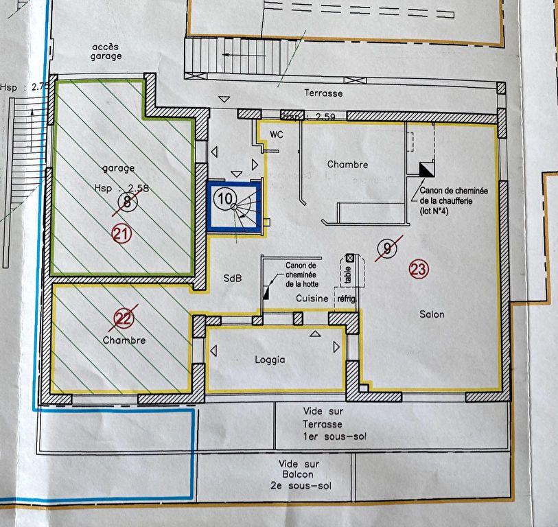 Maison à vendre 13 315m2 à Marseille 13 vignette-11