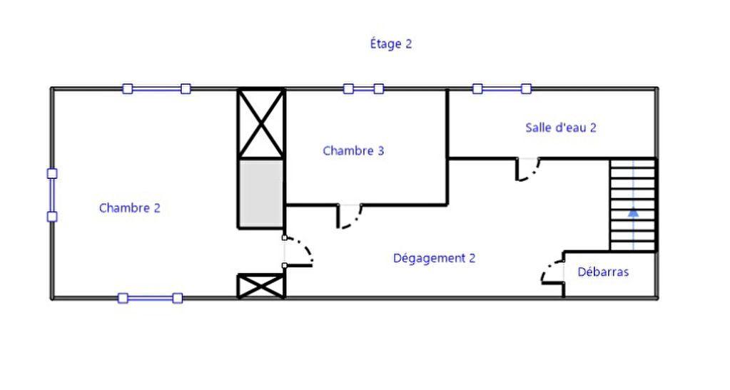 Maison à vendre 6 170m2 à Chanac plan-3