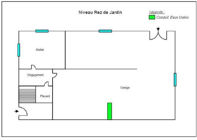Immeuble à vendre 0 200m2 à Mende plan-1