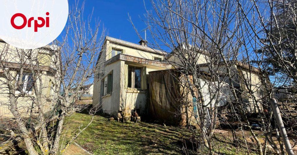 Maison à vendre 3 57m2 à Pelouse vignette-1