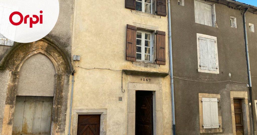 Maison à vendre 3 40m2 à Barre-des-Cévennes vignette-1