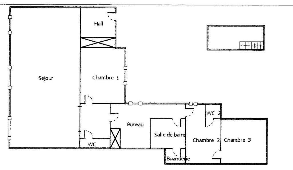 Appartement à vendre 5 110m2 à Mende vignette-2