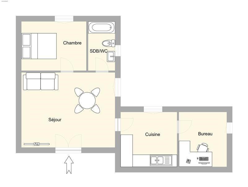 Appartement à vendre 3 50m2 à Le Bar-sur-Loup vignette-12