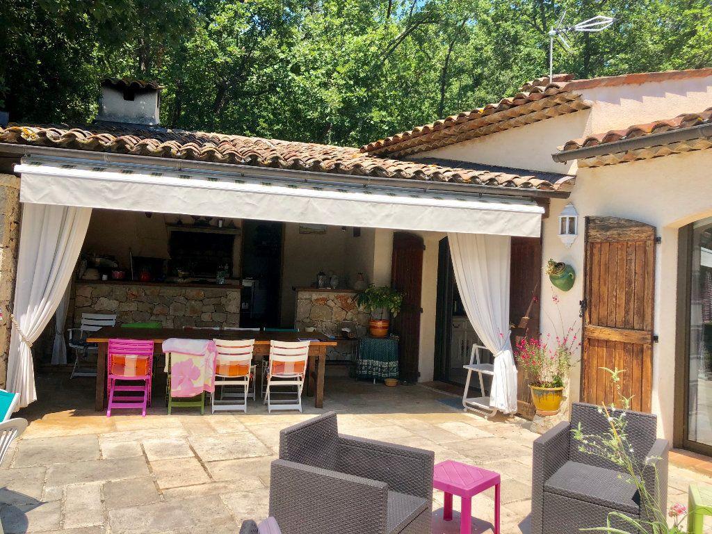 Maison à vendre 7 200m2 à Saint-Cézaire-sur-Siagne vignette-3