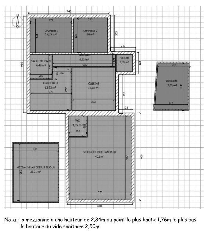 Maison à vendre 5 120m2 à Peymeinade vignette-2