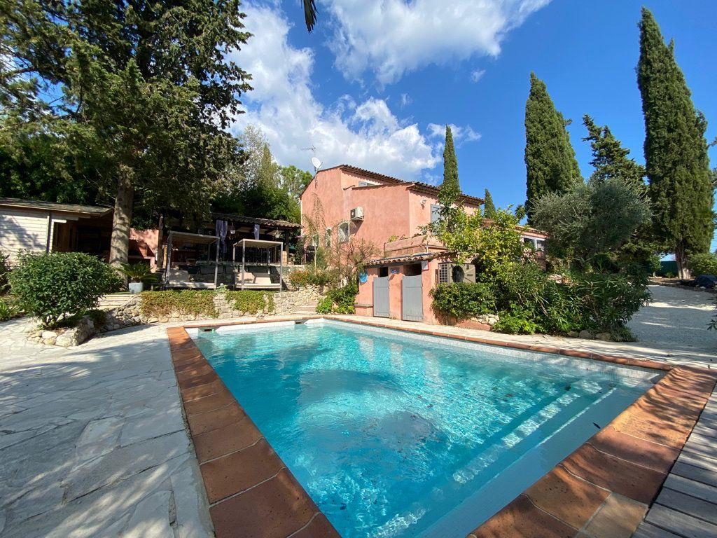 Maison à vendre 7 242m2 à Grasse vignette-1