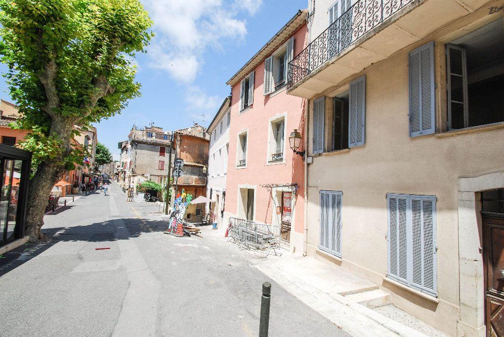 Appartement à louer 1 21m2 à Biot vignette-3