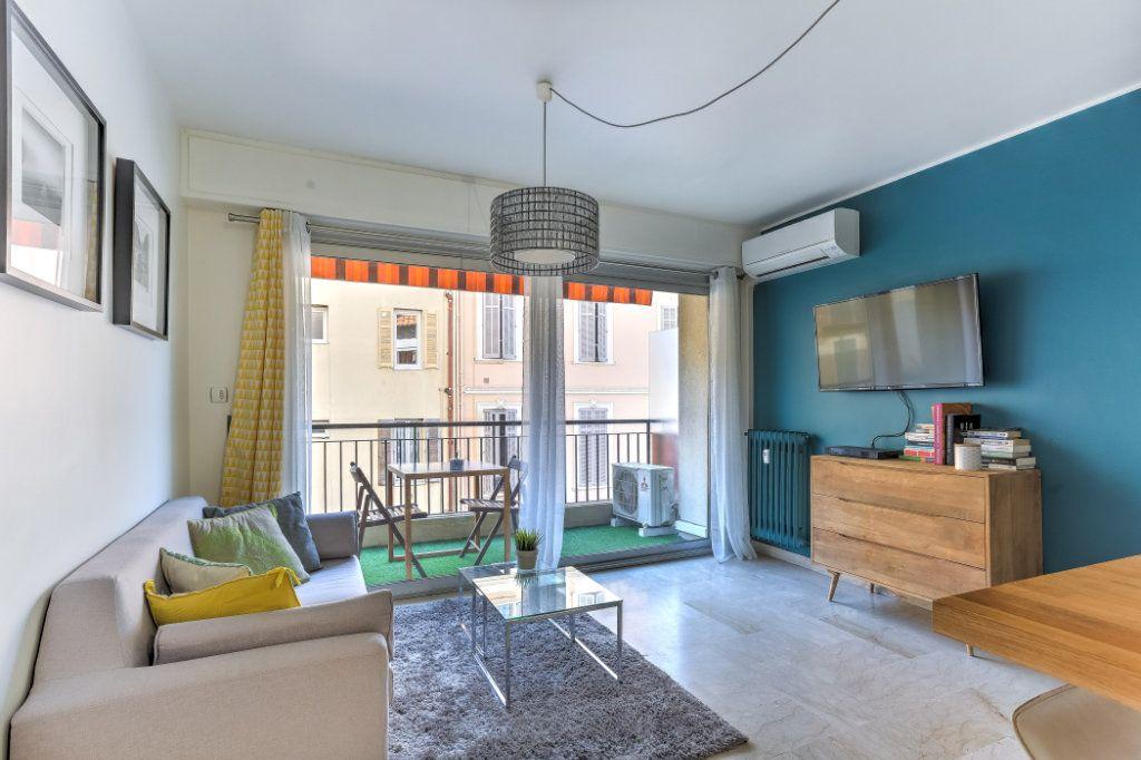 Appartement à vendre 1 26.7m2 à Cannes vignette-1