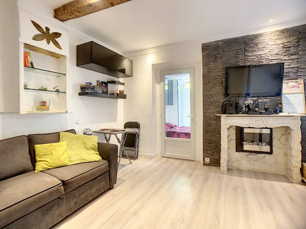 Appartement à vendre 2 28.69m2 à Antibes vignette-1