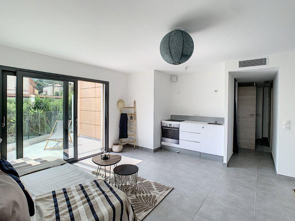 Appartement à vendre 2 40.03m2 à Golfe Juan - Vallauris vignette-1