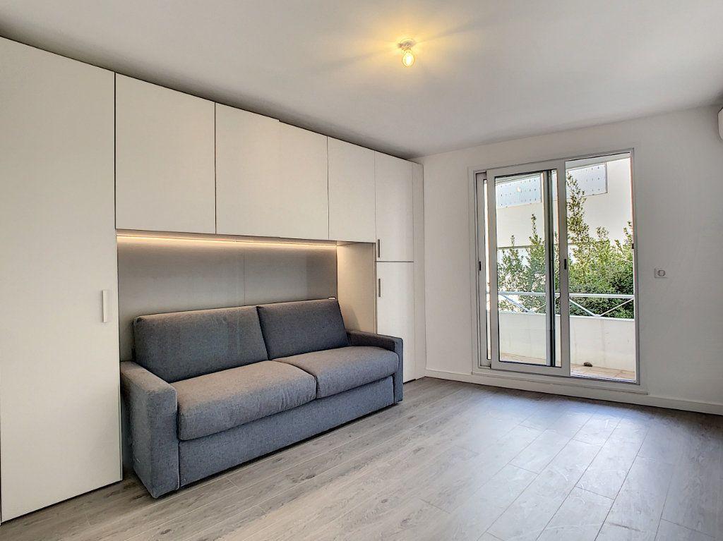 Appartement à vendre 1 21.38m2 à Cannes vignette-1