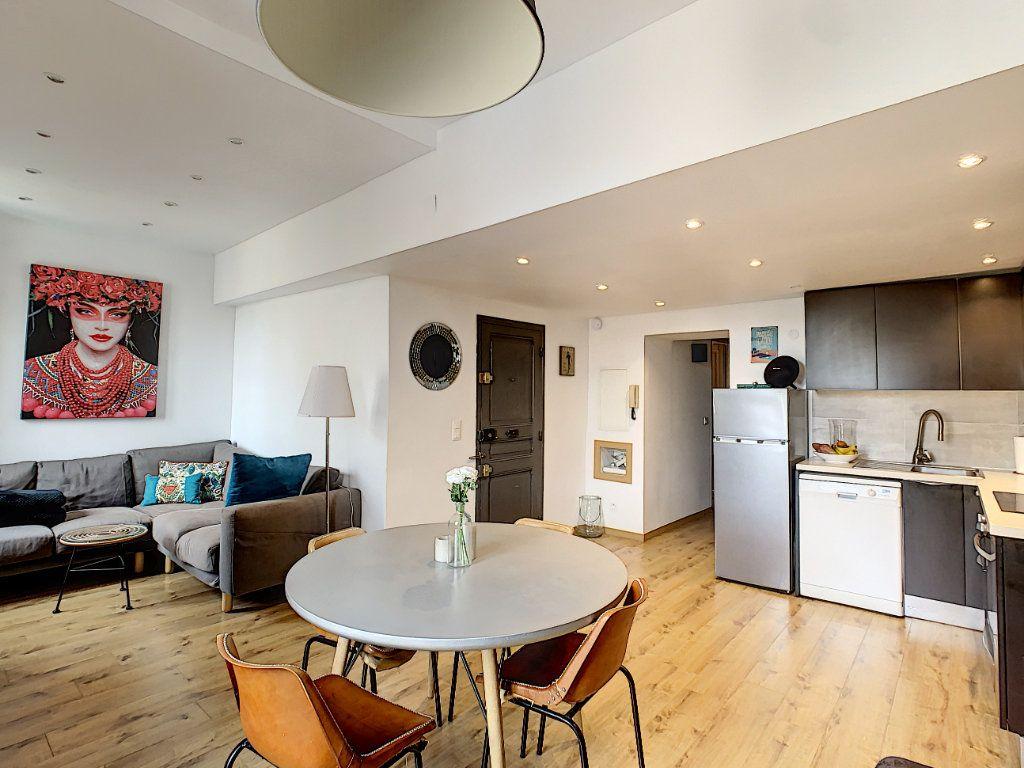 Appartement à vendre 3 55.16m2 à Antibes vignette-2