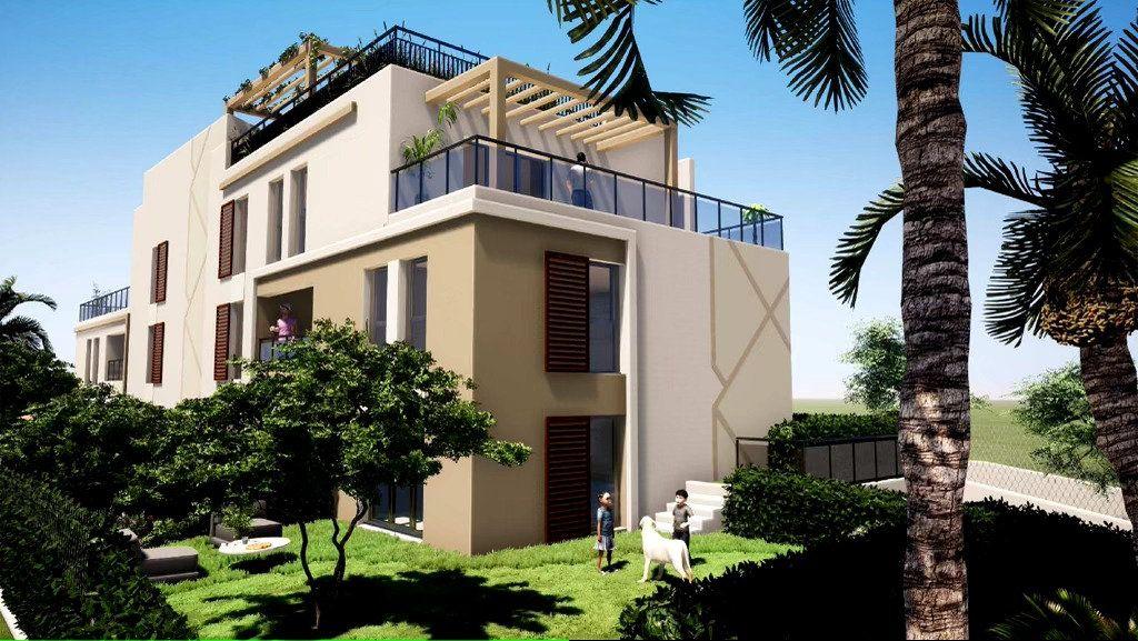 Appartement à vendre 4 88.6m2 à Golfe Juan - Vallauris vignette-1