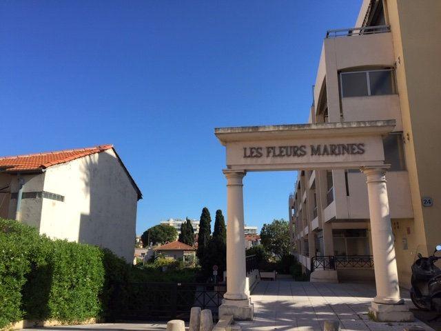 Appartement à louer 1 21.17m2 à Cagnes-sur-Mer vignette-1