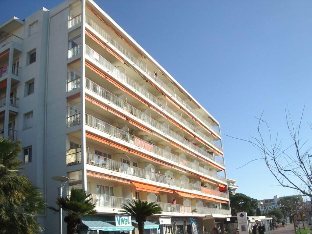 Appartement à louer 1 28.85m2 à Cagnes-sur-Mer vignette-2