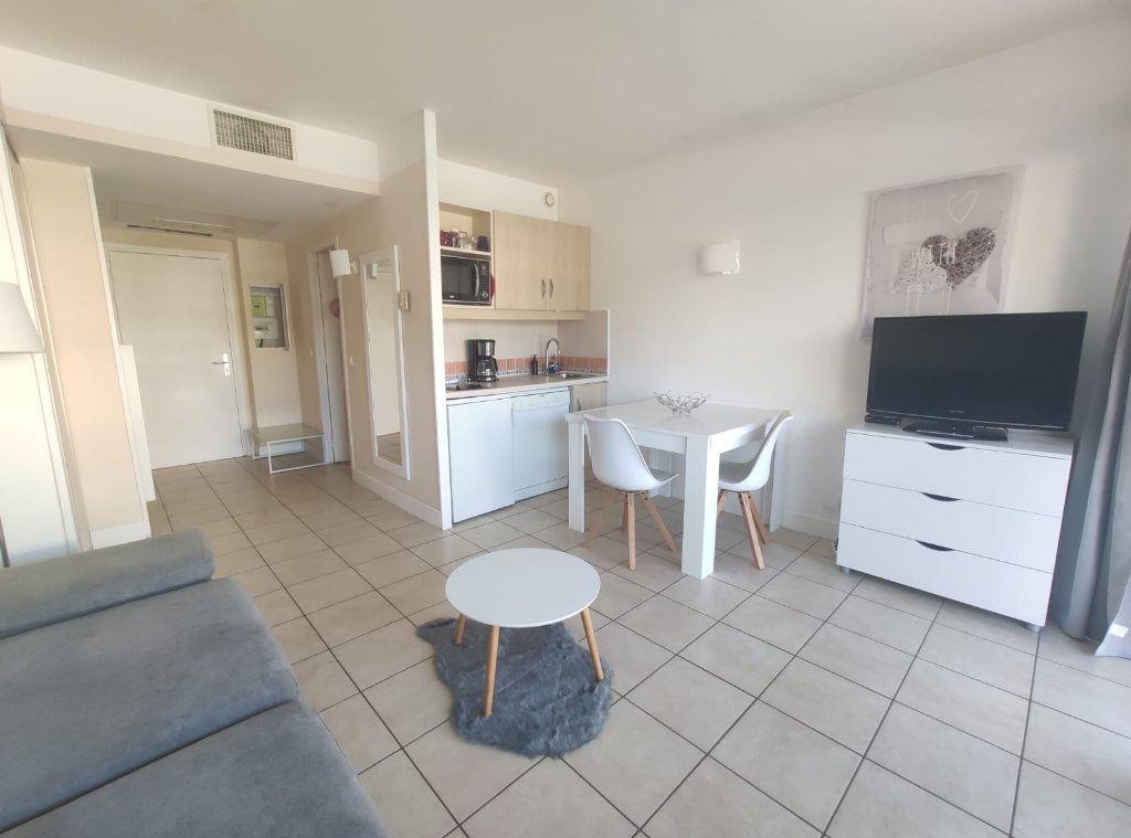 Appartement à vendre 1 24.41m2 à Saint-Laurent-du-Var vignette-1
