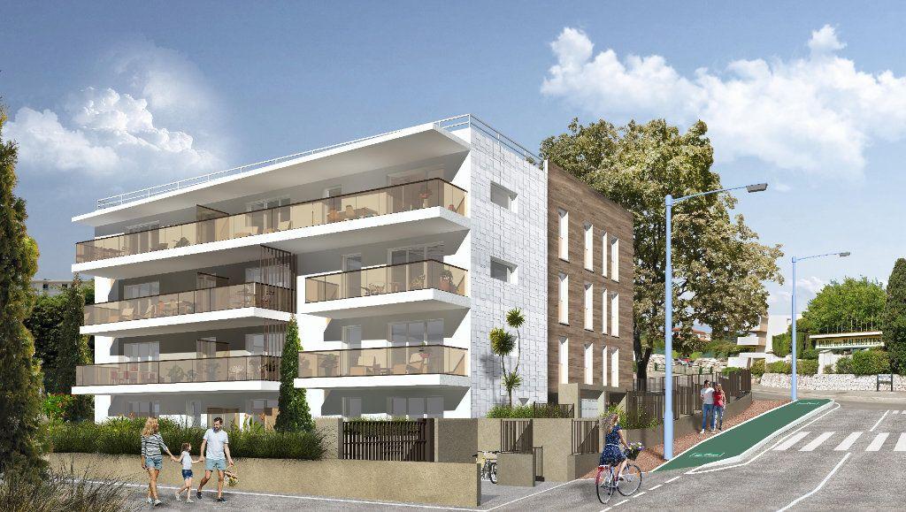 Appartement à vendre 4 87.5m2 à Villeneuve-Loubet vignette-2