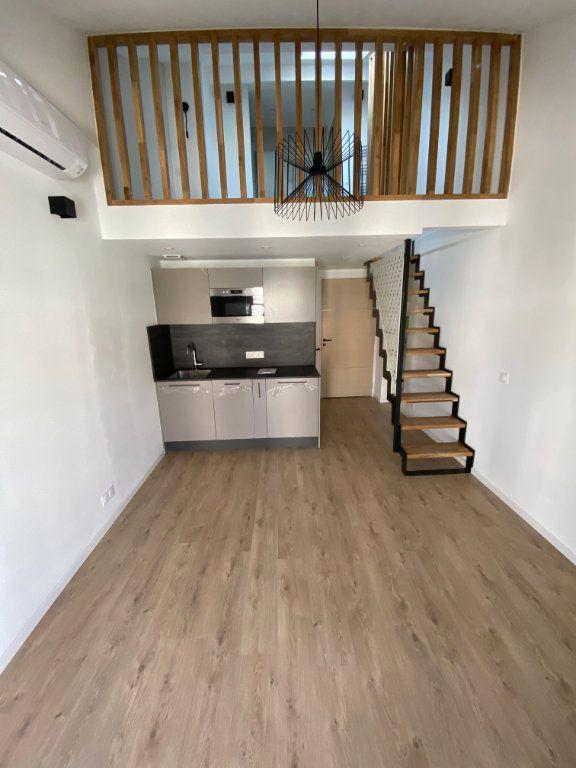 Appartement à vendre 2 21.42m2 à Nice vignette-1