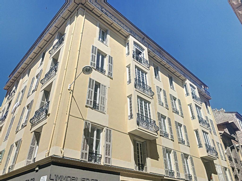 Appartement à vendre 2 21.42m2 à Nice vignette-3