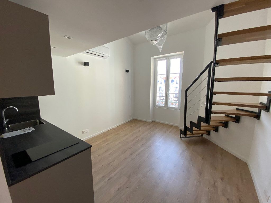 Appartement à vendre 2 24.57m2 à Nice vignette-1