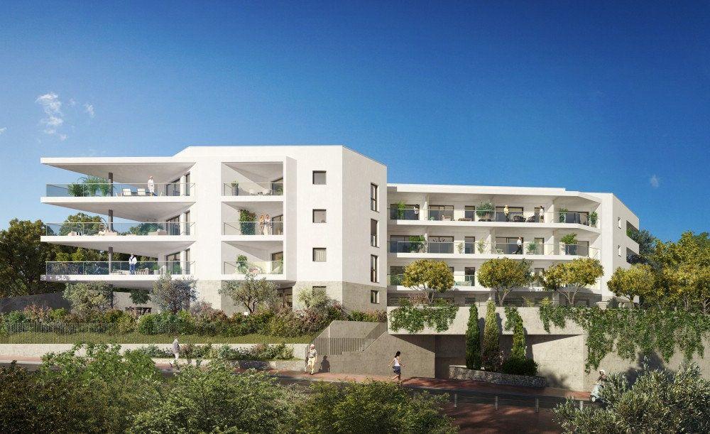 Appartement à vendre 2 43.6m2 à Nice vignette-1