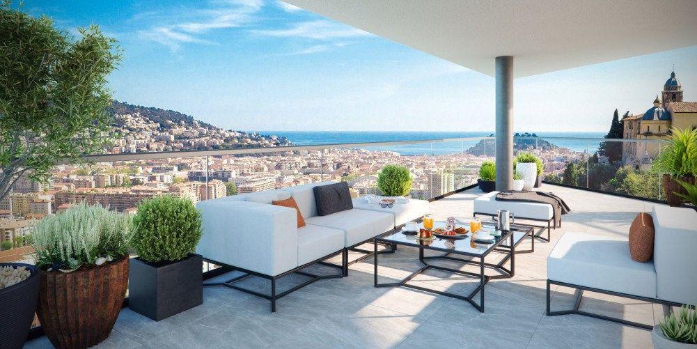 Appartement à vendre 4 130.4m2 à Nice vignette-1