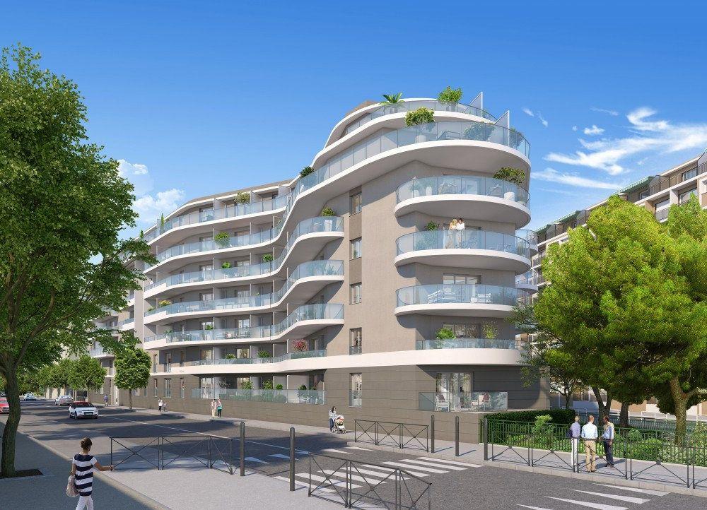 Appartement à vendre 2 45.26m2 à Nice vignette-1