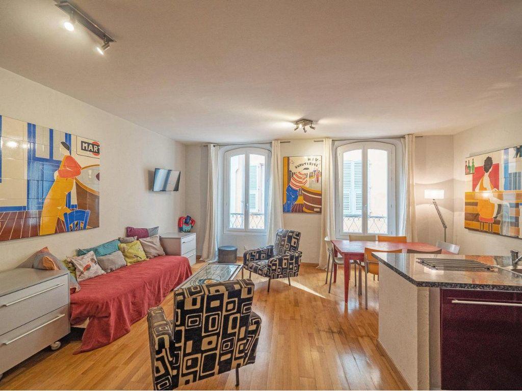 Appartement à vendre 2 49m2 à Nice vignette-4