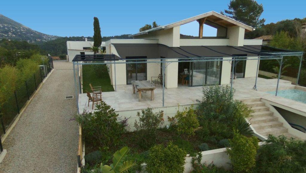 Maison à vendre 4 383m2 à Vence vignette-3
