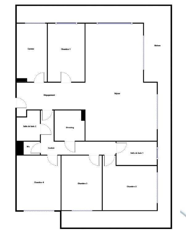 Appartement à vendre 5 131m2 à Nice vignette-16