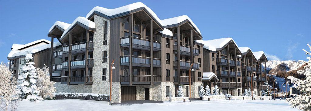 Appartement à vendre 2 47m2 à Saint-Étienne-de-Tinée vignette-1