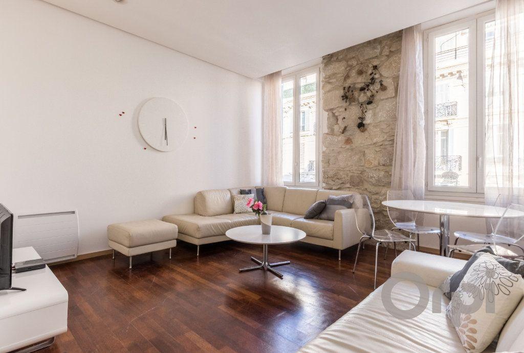 Appartement à vendre 3 57.26m2 à Nice vignette-1