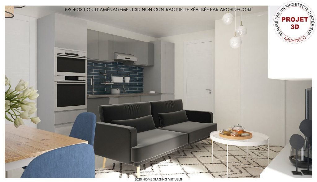 Appartement à vendre 1 25.86m2 à Nice vignette-3