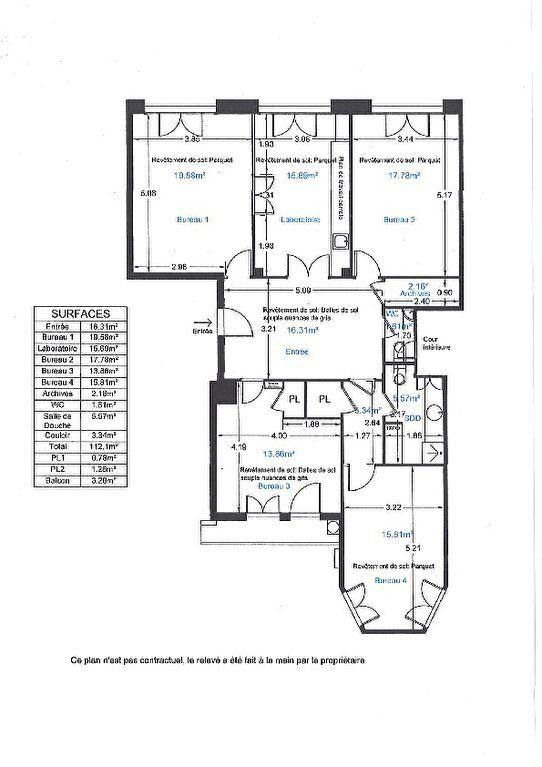 Appartement à louer 5 116m2 à Nice vignette-7