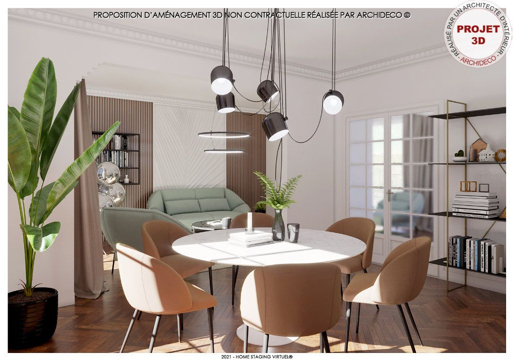 Appartement à vendre 4 138m2 à Nice vignette-3