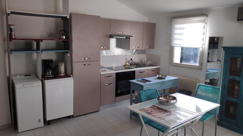 Appartement à louer 1 27m2 à Vallauris vignette-2