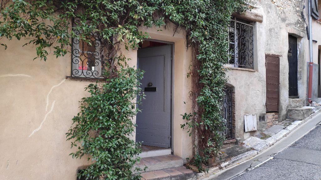 Appartement à louer 2 40m2 à Cagnes-sur-Mer vignette-1
