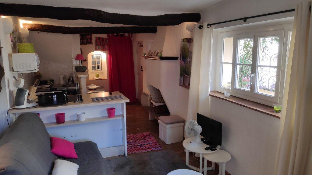 Appartement à louer 2 40m2 à Cagnes-sur-Mer vignette-2